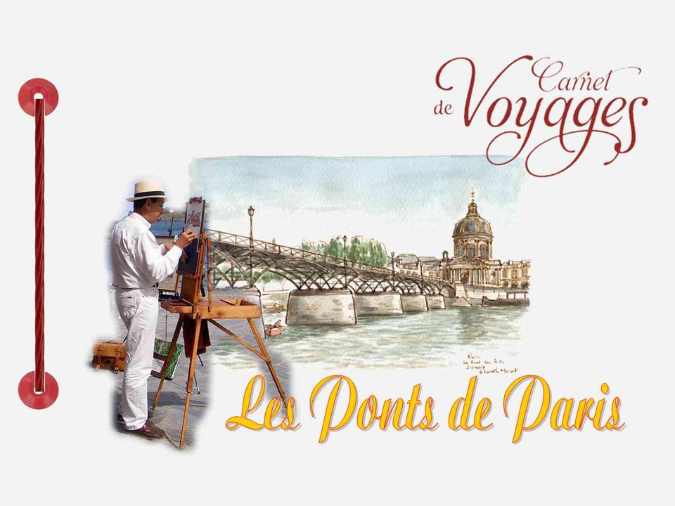 Le pont Notre-Dame se trouve à lemplacement du premier pont construit à Paris, dès lAntiquité.