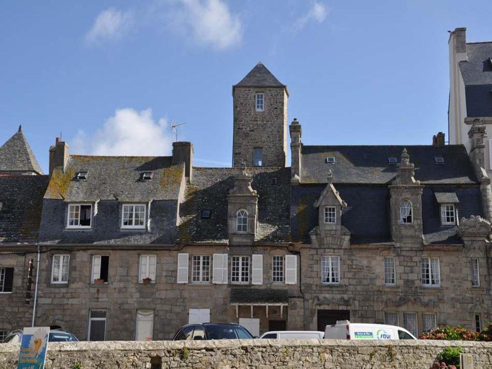 Les maisons épousent le style de la région, même si elles ont été rénovées.