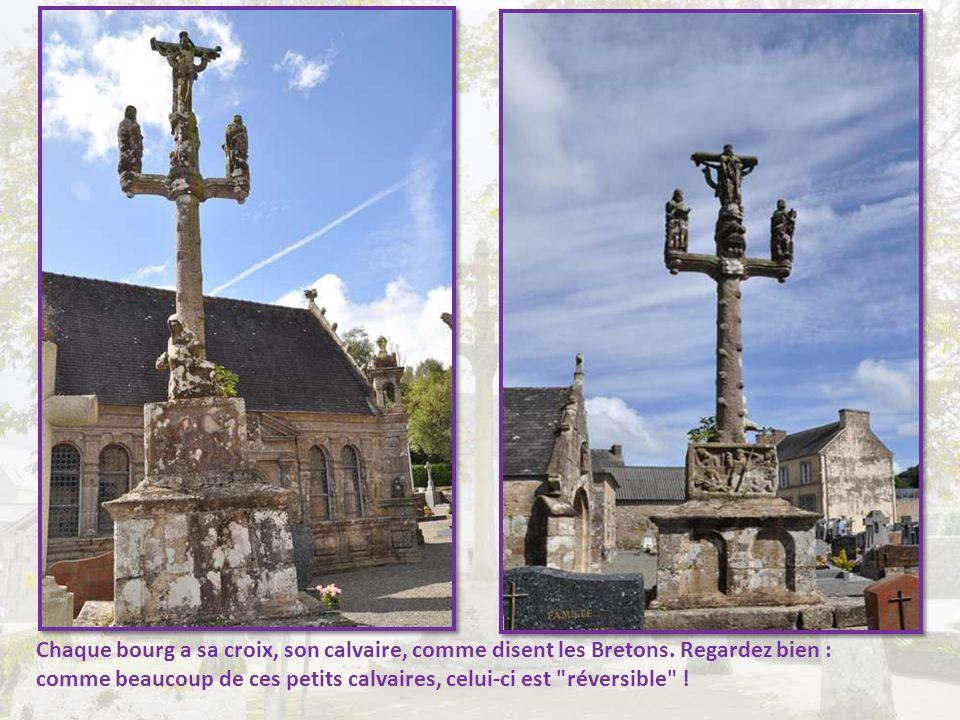L élégant clocher de Saint Gervais
