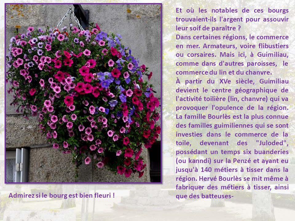 Florian Le Roy explique ainsi l une des causes de la construction des enclos paroissiaux à la fin du XVIe siècle11 : Une rivalité de bourg à bourg se donne libre essor.