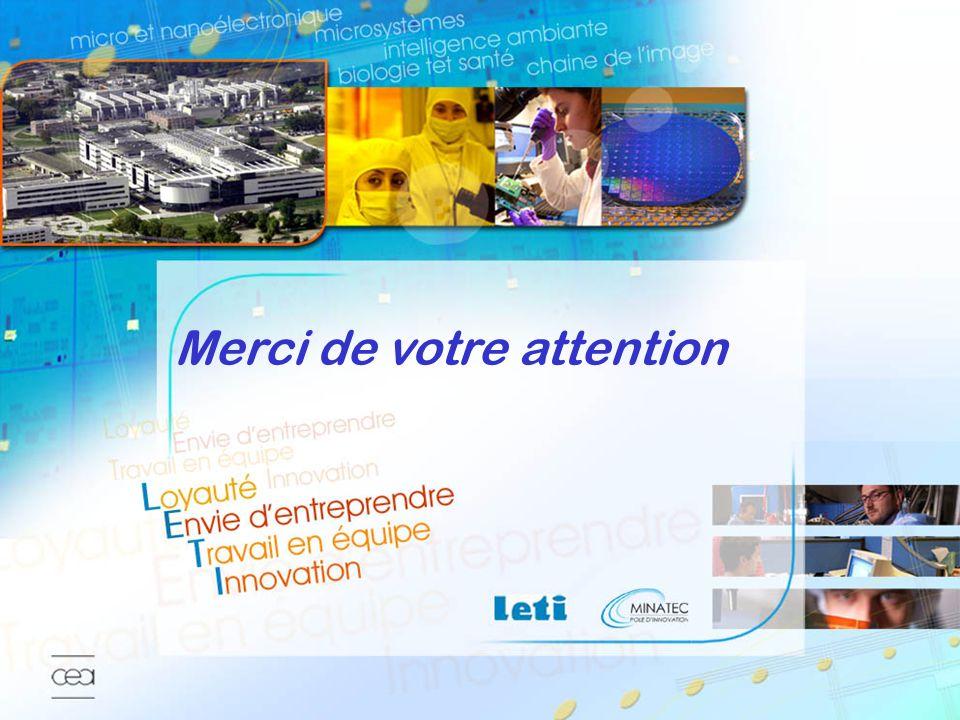 27 2007 Journées scientifiques du CNFRS – C. Billard Merci de votre attention