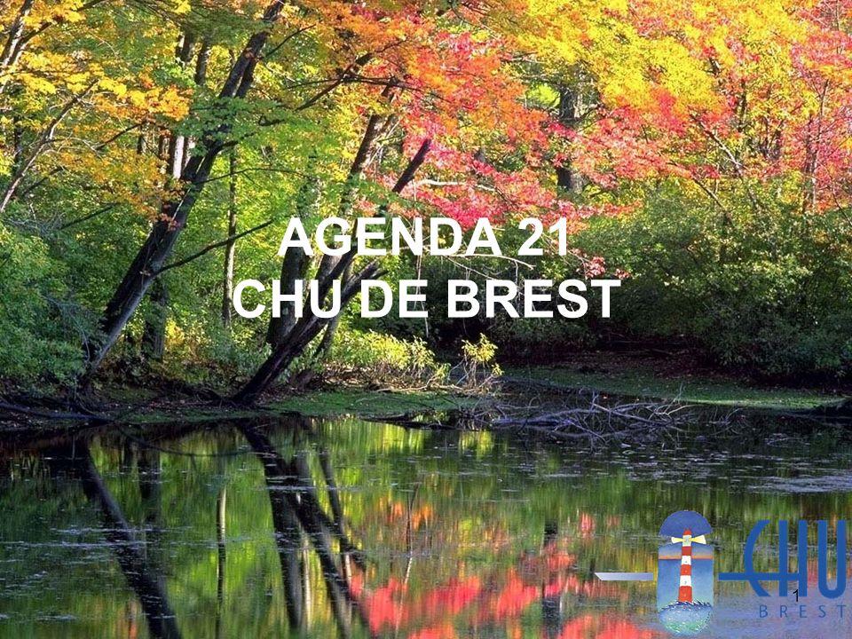 1 AGENDA 21 CHU DE BREST