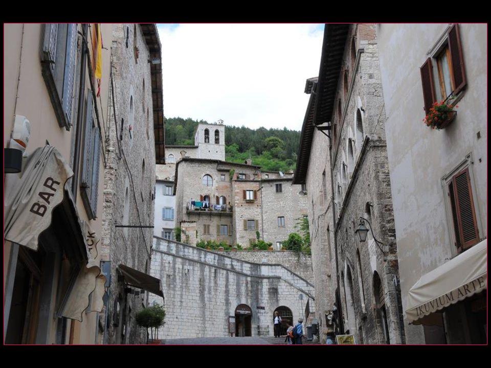 Balade dans la ville médiévale