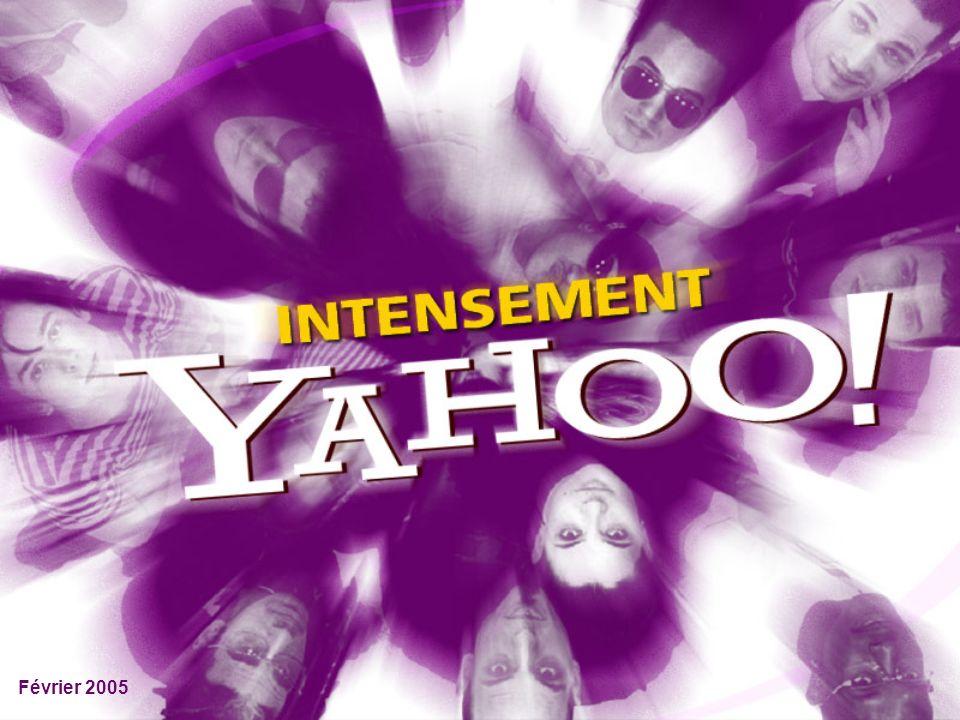 Yahoo.Un support de publicité créatif et efficace 3.1 Un esprit créatif.