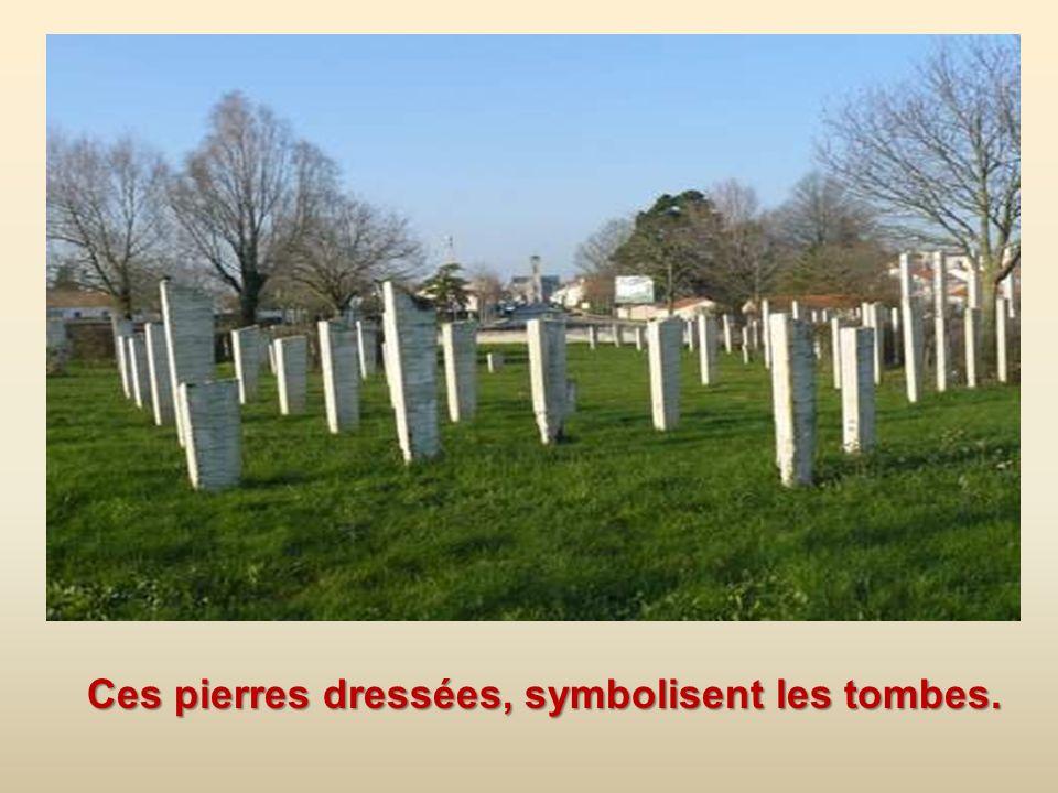 Ce lieu est consacré au souvenir de la Vendée. 1793-1794.