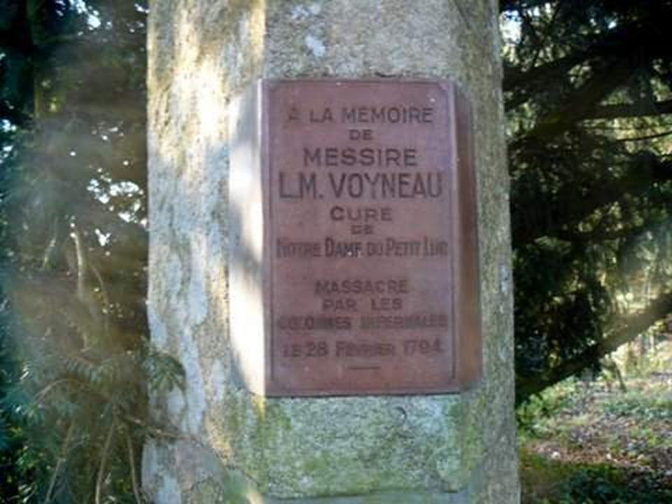 Mémorial de lAbbé VOYNEAU Mémorial de lAbbé VOYNEAU.