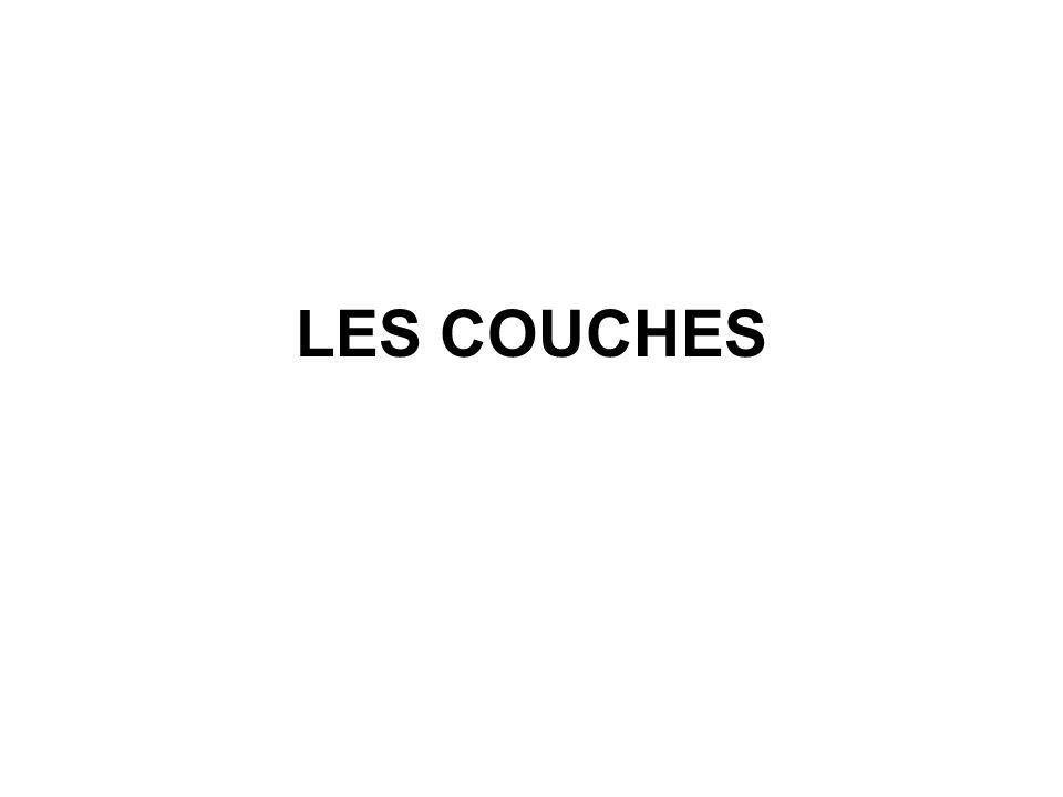 LES COUCHES