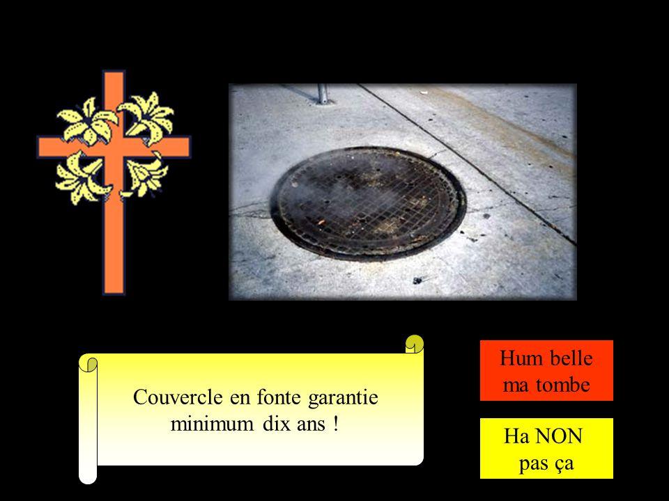 Le choix de la tombe ! Votre tombe pour 1800 euros TTC