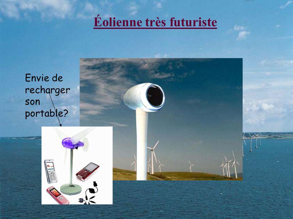 IV.Question de santé? Les aérogénérateurs produisent de l'électricité. sans nuire à la qualité de l'air. sans polluer les eaux et les sols Dans ce dom