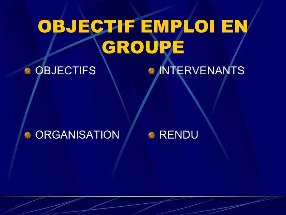 BILAN DE COMPETENCES APPROFONDI RENDU ½ PARCOURS RENDU FINAL