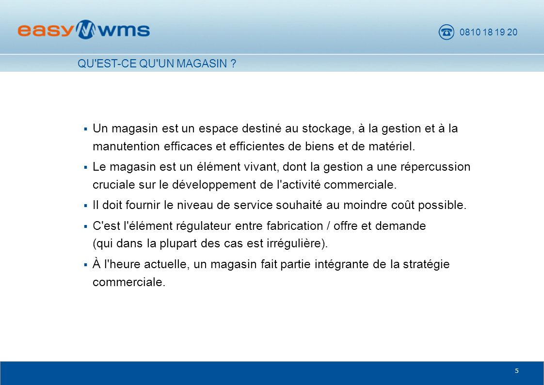 0810 18 19 20 86 Introduction Modules Fonctionnalités Méthodologie de mise en place Architecture Conclusions