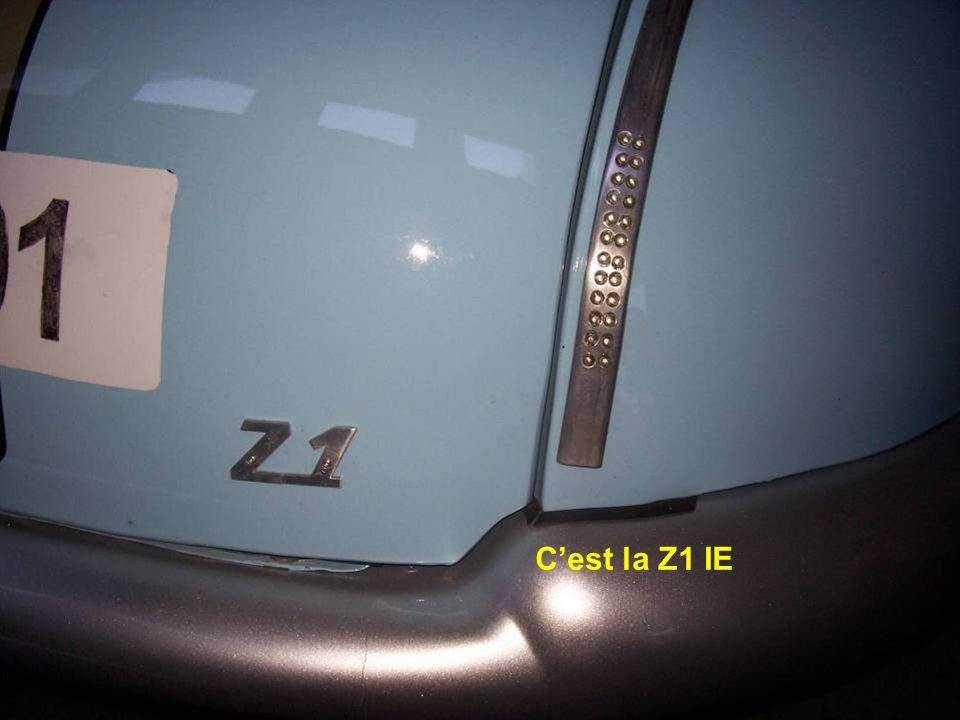 Cest la Z1 IE