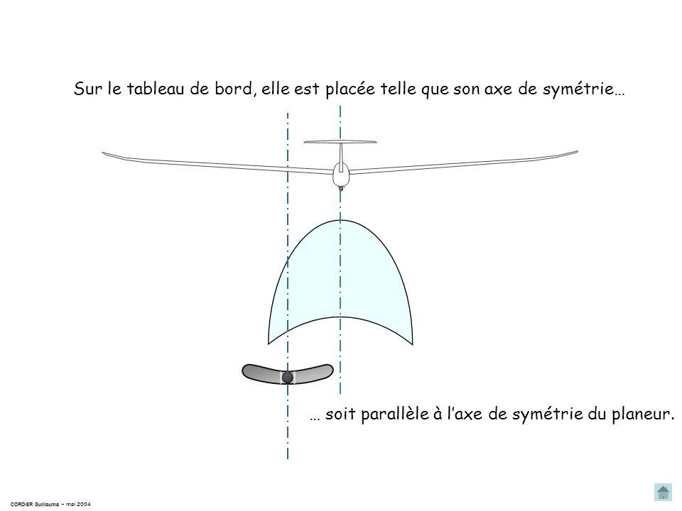 Elle est comparable à un pendule ; La bille CORDIER Guillaume CORDIER Guillaume – mai 2004 placée dans un tube, dans lequel elle décrit un arc de cerc