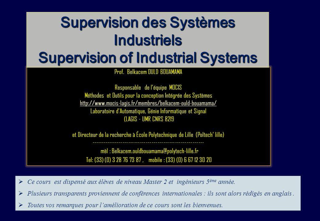 Système sous déterminé et surdéterminé De I Se Df C R SSe SSf I Se Df C R SSf Pas de conflit de causalité, Système sur-déterminé Conflit de causalité, Système sous-Déterminé ?