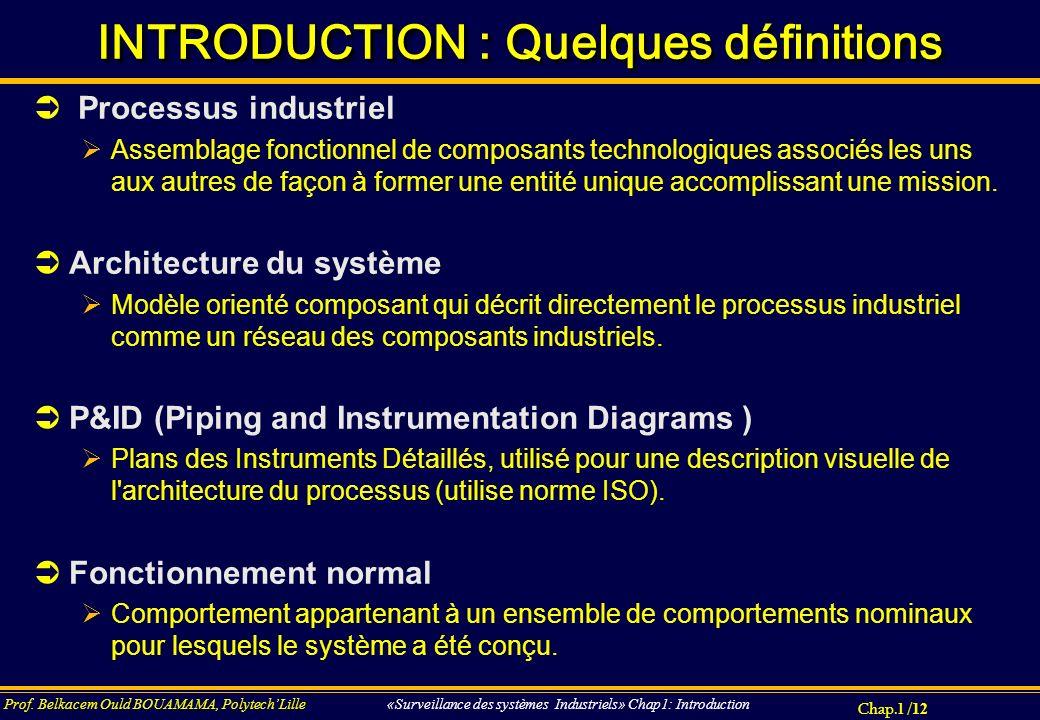 Chap.1 / 12 Prof.