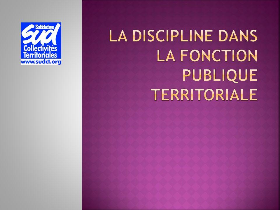 Le mot « discipline » a plusieurs acceptions.