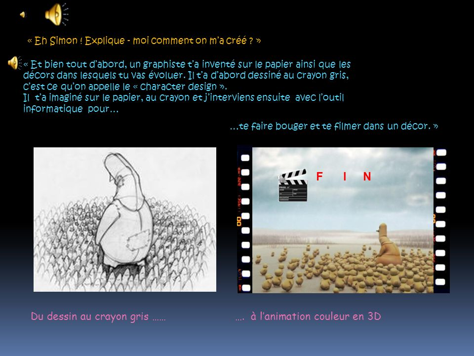 Passionnés dinformatique et de médias, nous avons orienté une partie de notre programme de DP3 vers ce thème, avec « l Image » au cœur de notre travai