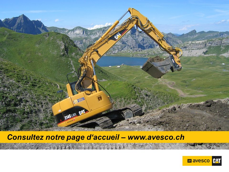 Consultez notre page daccueil – www.avesco.ch