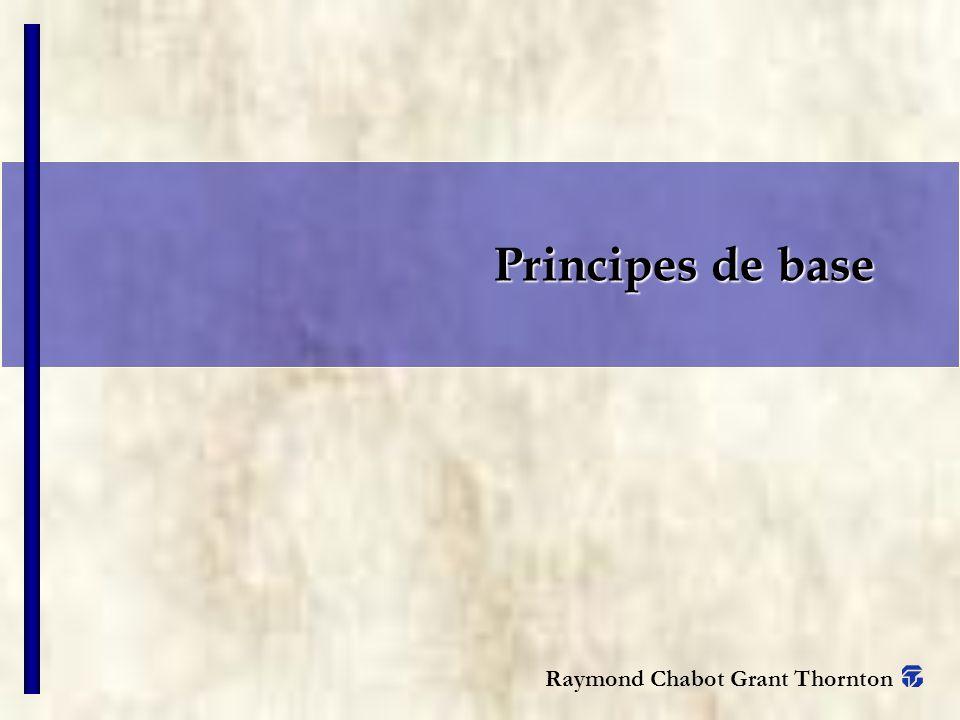 Raymond Chabot Grant Thornton Taxe de vente harmonisée