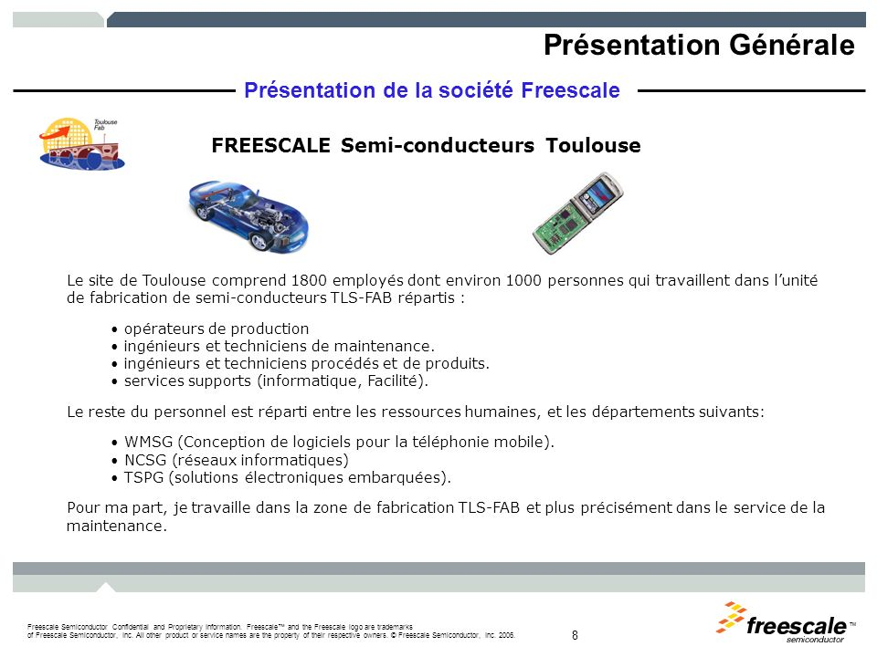 TM Freescale Semiconductor Confidential and Proprietary Information. Freescale and the Freescale logo are trademarks of Freescale Semiconductor, Inc.