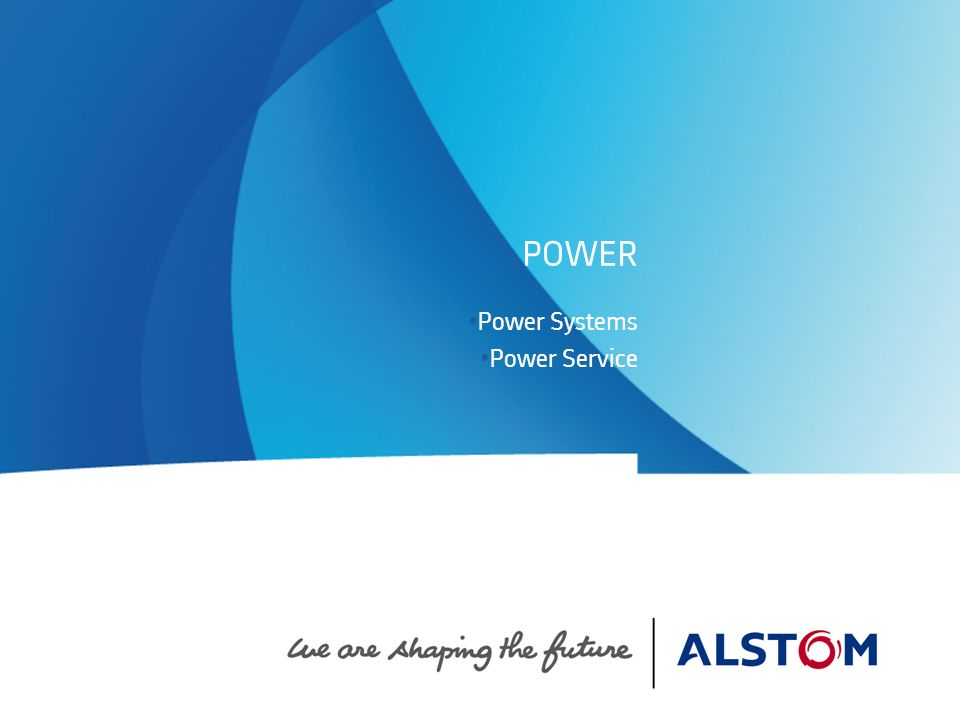 POWER Power Systems Power Service