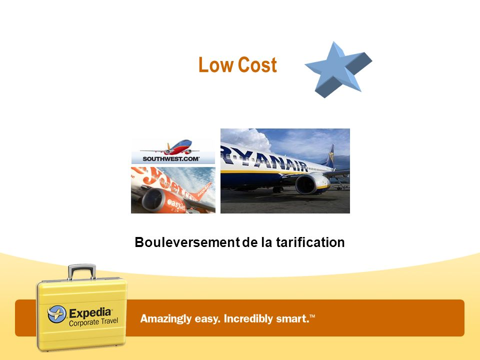 Low Cost Bouleversement de la tarification