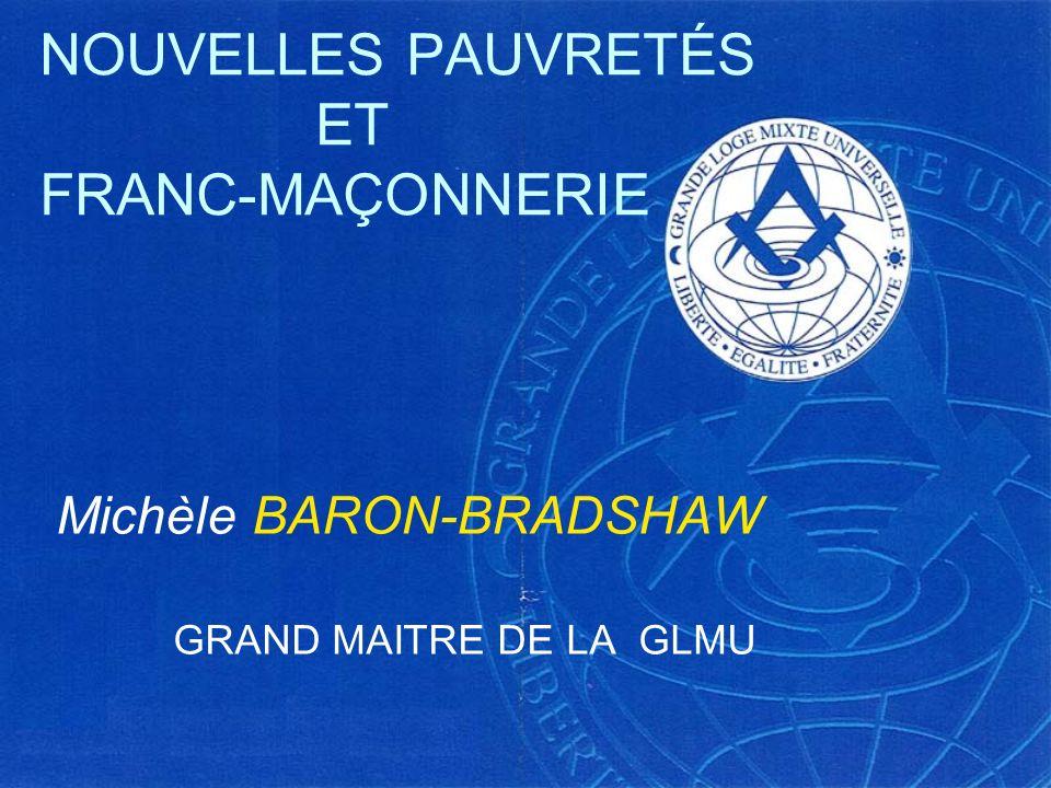 Michèle BARON-BRADSHAW GRAND MAITRE DE LA GLMU