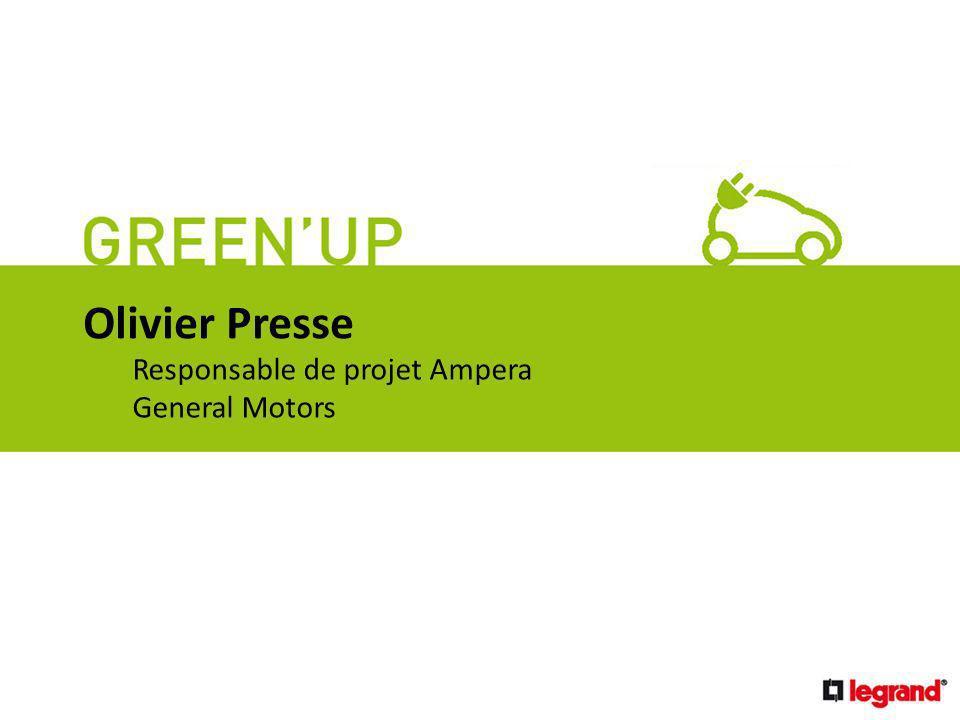 Ampera: véhicule électrique sans limite dautonomie 80 km Sur batteries ( Zéro émission ) * Simplement limitée par la taille du réservoir Illimitée* sur prolongateur dautonomie