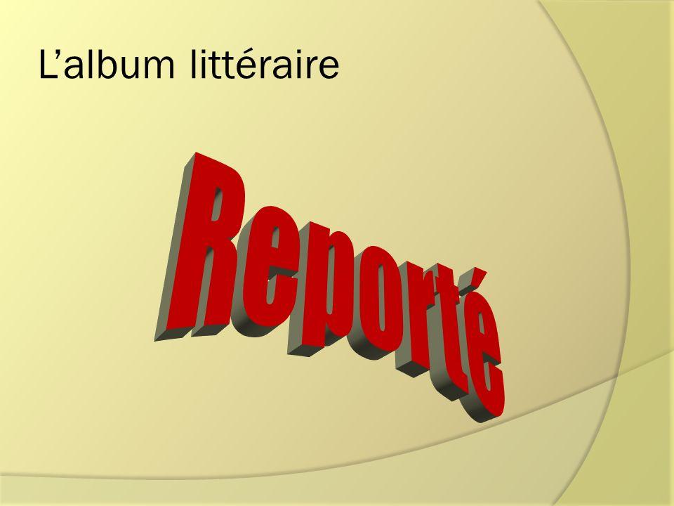 Lalbum littéraire