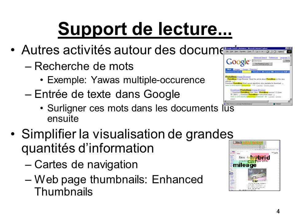 4 Support de lecture...
