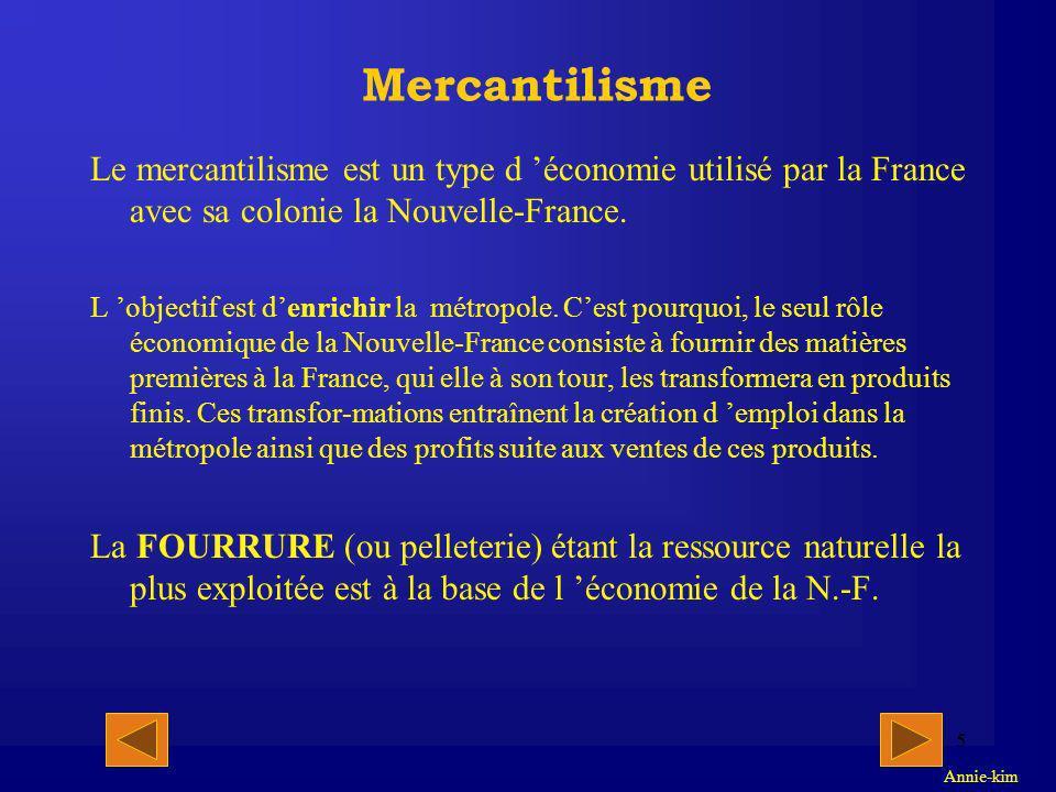 4 Métropole et Colonie Métropole: Empire (pays) qui possède une colonie et qui exploite 1 ou plusieurs territoires.