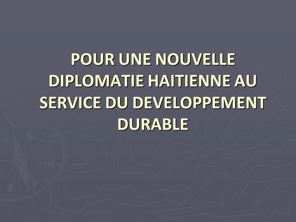 Diplomatie et Développement