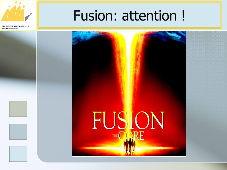 Fusion: attention !