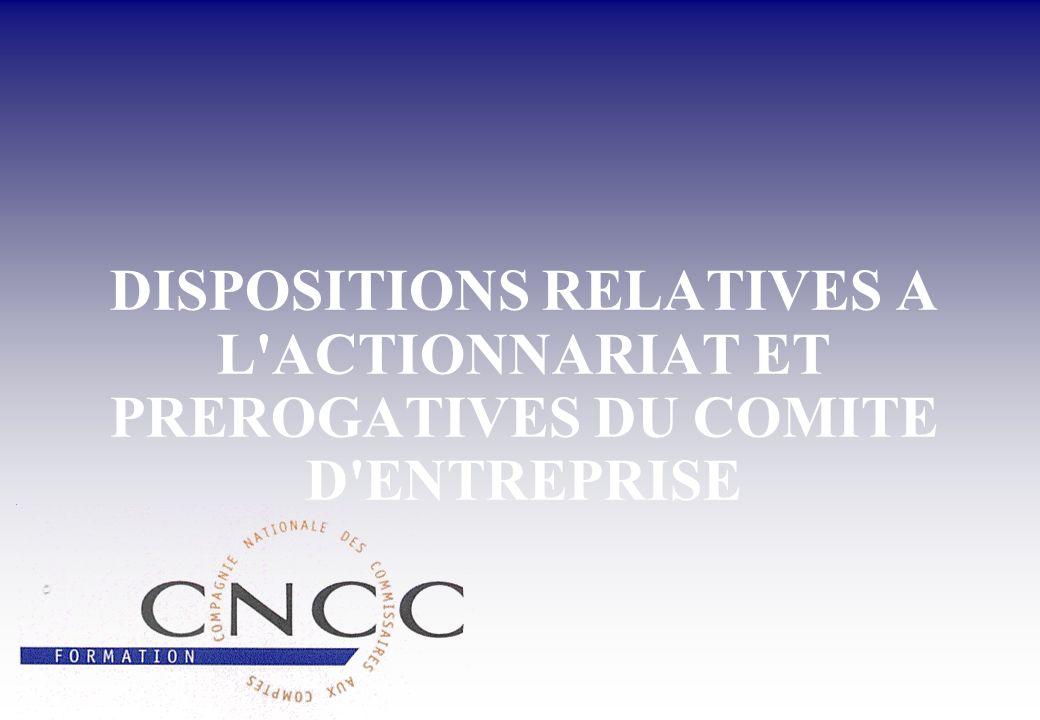 T n° 15 Nouvelles régulations économiques Art. L.820-3 du Code de commerce