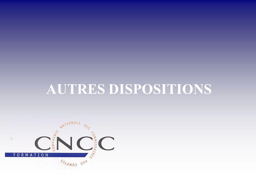 T n° 36 Nouvelles régulations économiques Conventions courantes conclues à des conditions normales (2/2) Documents mis à la disposition des associés P