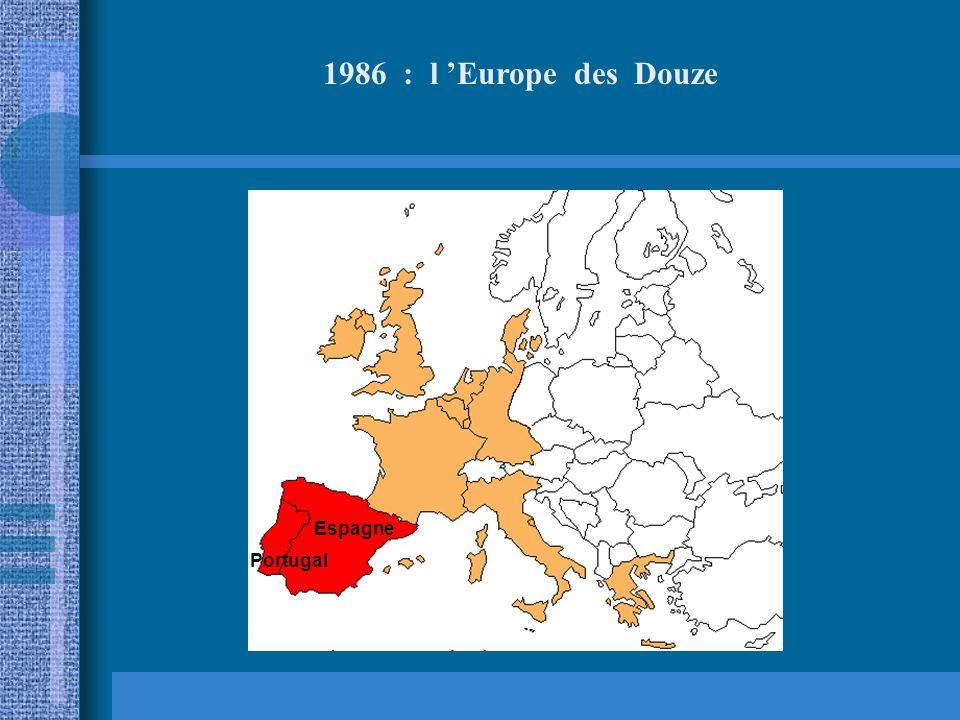 1981 : l Europe des Dix Grèce