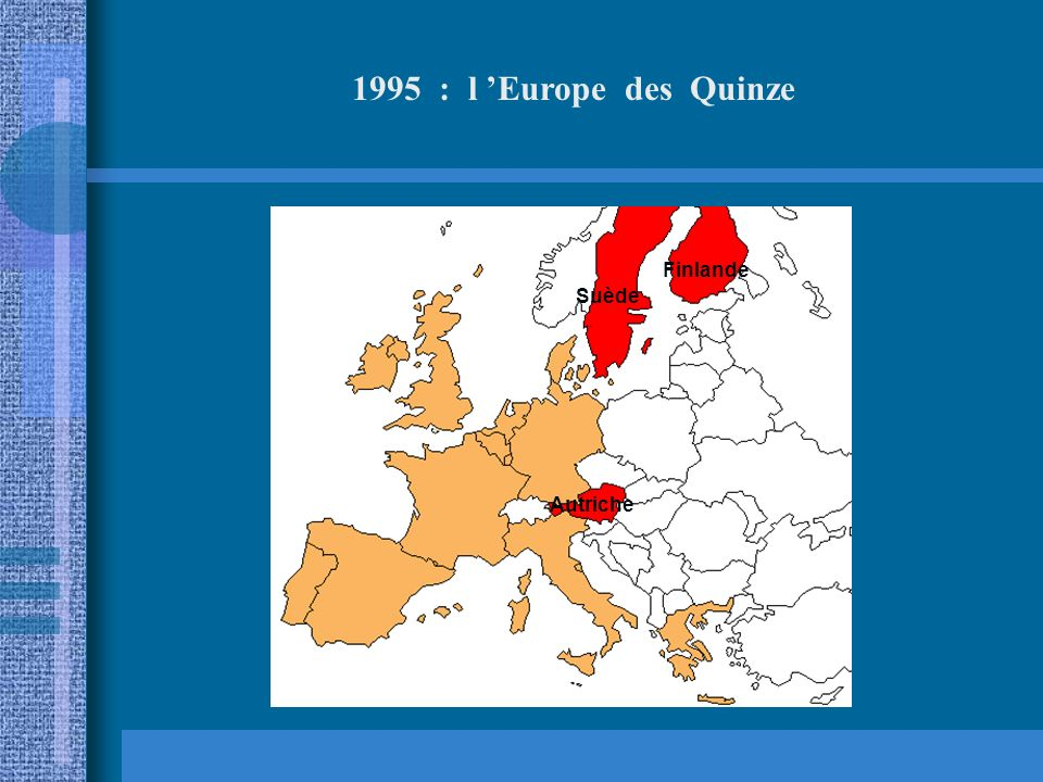 1990 : la réunification allemande Allemagne