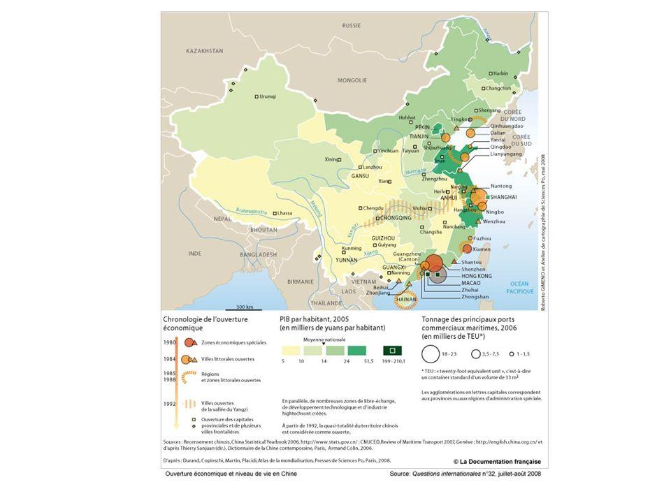 III. Shanghai et son arrière- pays