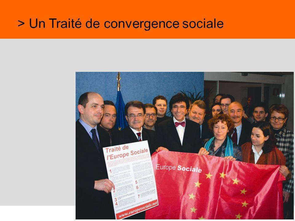 79 > Un Traité de convergence sociale