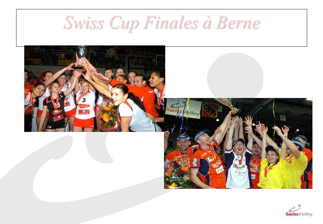 Swiss Cup Finales à Berne