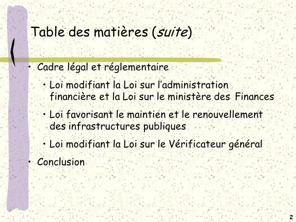 1 Table des matières Contexte relatif au renforcement des exigences en matière de reddition de comptes Contexte du gouvernement du Québec Évolution de la comptabilité scolaire Réforme de la comptabilité gouvernementale Impacts pour les CS