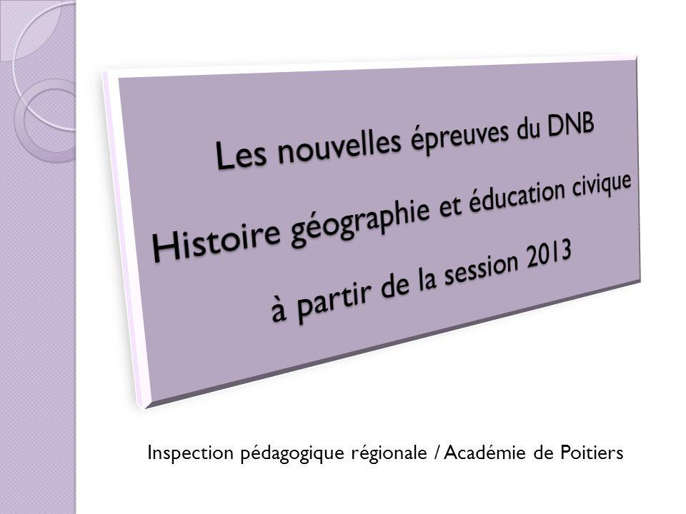 Inspection pédagogique régionale / Académie de Poitiers