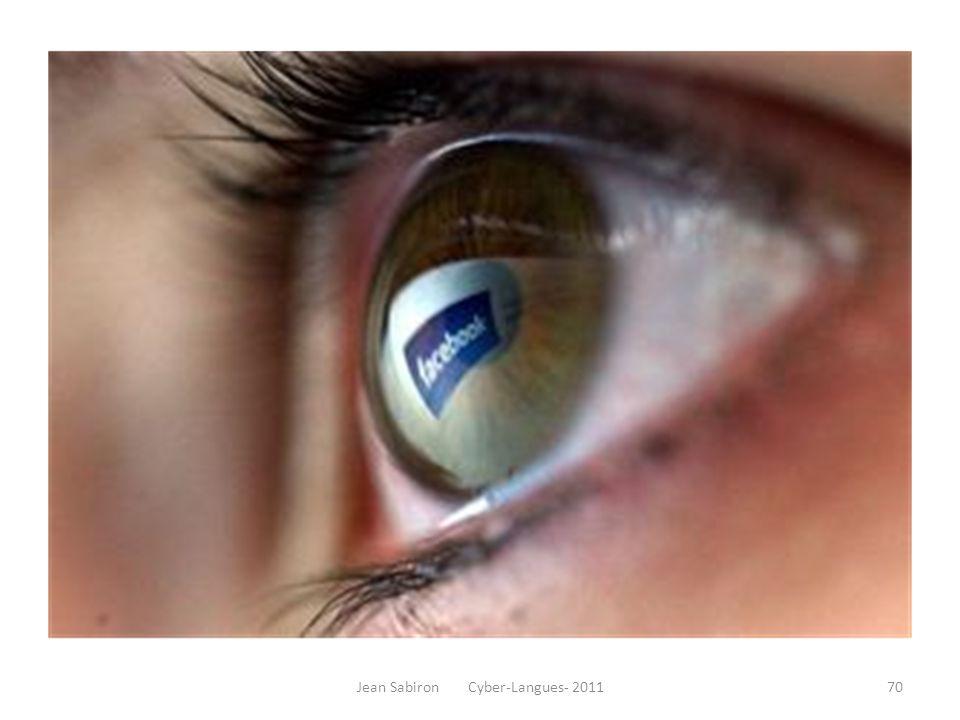 Jean Sabiron Cyber-Langues- 201170