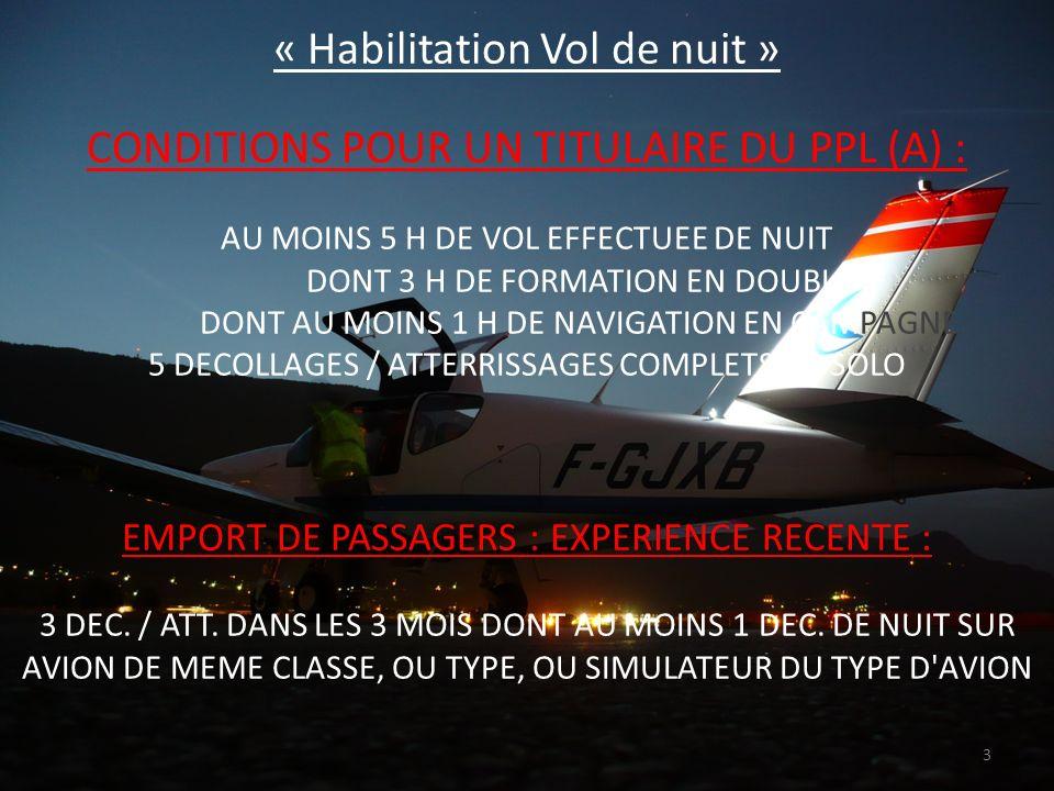 VFR de NUIT 1/ Utilité concrète 2/ Pré-requis et/ou rappels 3/ Leçon théorique a réglementation b pilotage de nuit 4/ Questions 5/ Leçon pratique et exercices Pré requis / rappels La nuit aéronautique Comment savoir le CS le 16 aout à Perpignan 43N.