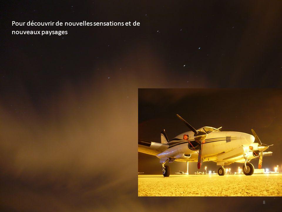 VFR de NUIT 1/ Utilité concrète 2/ Pré-requis et/ou rappels 3/ Leçon théorique a réglementation b pilotage de nuit 4/ Questions 5/ Leçon pratique et exercices Pilotage de nuit Vision de nuit Il faut 30 minutes pour que la vision nocturne atteigne son efficacité Préadaptation importante avant un vol de nuit NE PAS AVOIR UN ECLAIRAGE TROP FORT (sauf à la tombée de la nuit) DANGERS : Lexposition à une lumière vive (plage ensoleillée, neige, etc…) peut augmenter votre temps dadaptation de 50% pendant 5h Léblouissement réalise une désadaptation instantanée de lœil et entraîne une véritable cécité avec sensation de post images gênantes.
