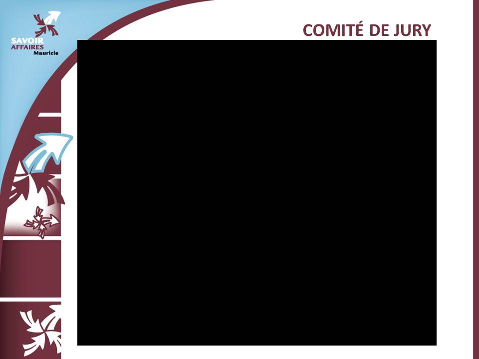 COMITÉ DE JURY