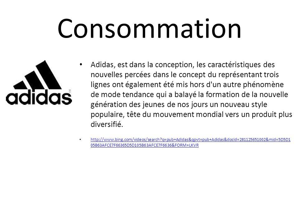 Consommation Adidas, est dans la conception, les caractéristiques des nouvelles percées dans le concept du représentant trois lignes ont également été mis hors d un autre phénomène de mode tendance qui a balayé la formation de la nouvelle génération des jeunes de nos jours un nouveau style populaire, tête du mouvement mondial vers un produit plus diversifié.