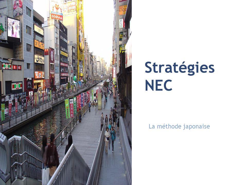 Stratégies NEC La méthode japonaise