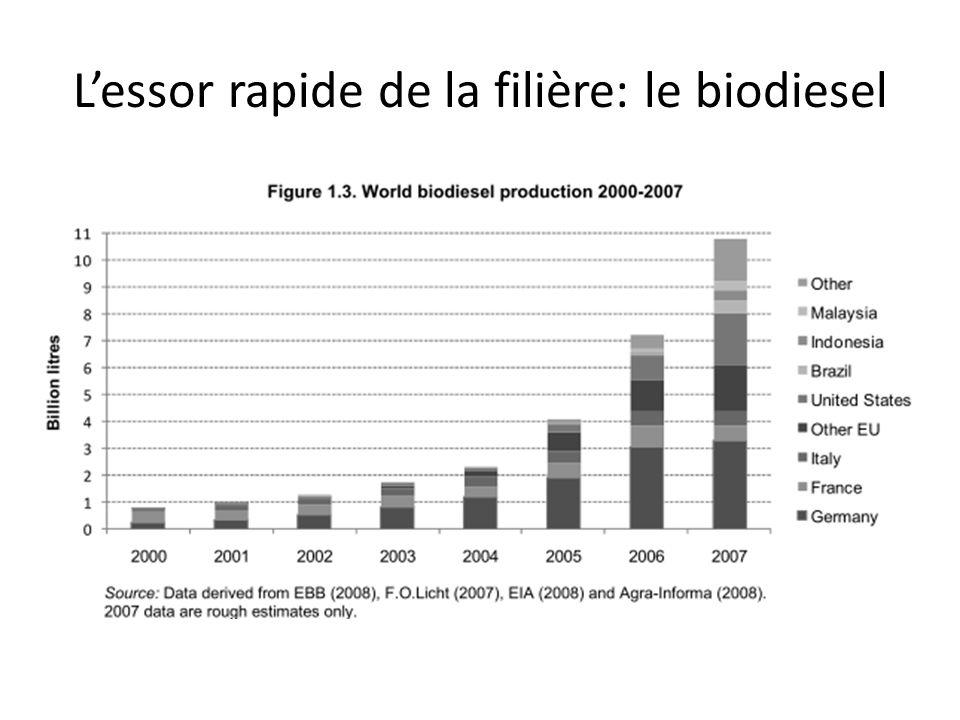 Les motivations pour les biocarburants