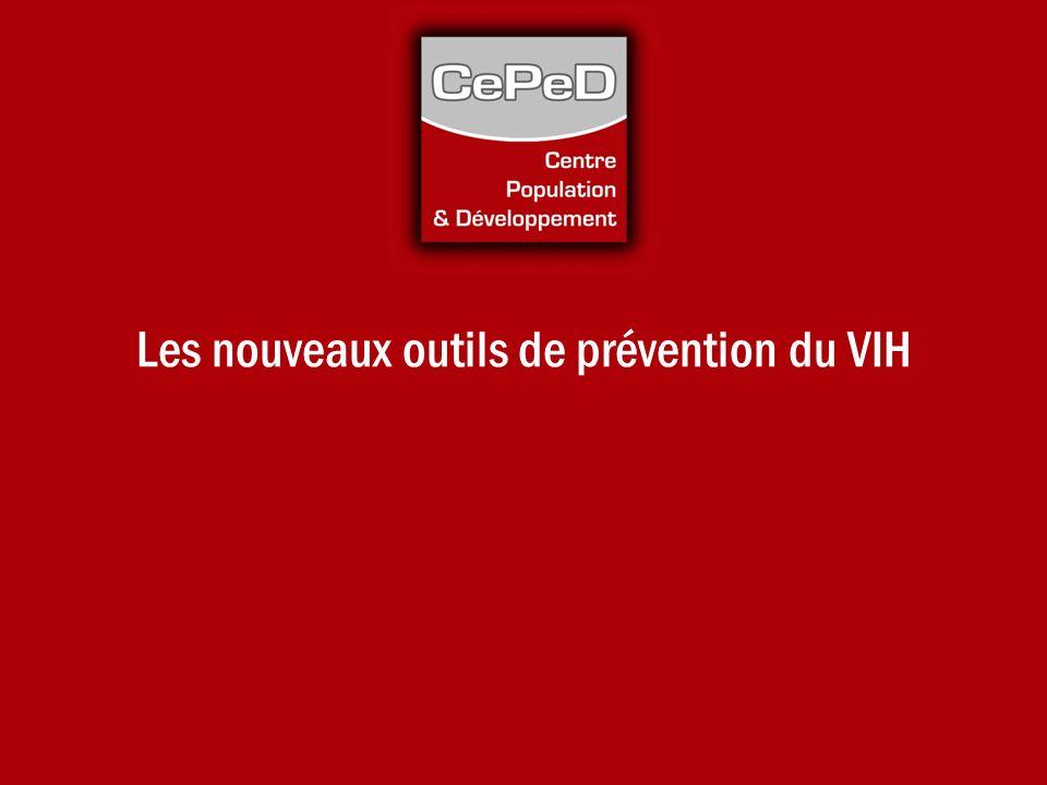 Les nouveaux outils de prévention du VIH